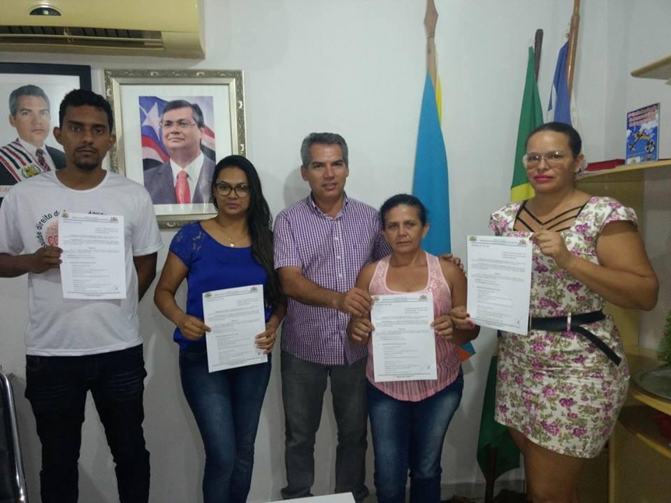 Empossados para mandato de quatro anos novos Conselheiros Municipais do CAE