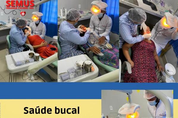 Saúde Bucal e alimentação para gestantes