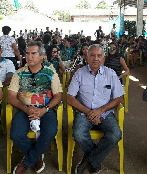 Autoridades prestigiam comemorações ao Dia da Juventude em Ribamar Fiquene