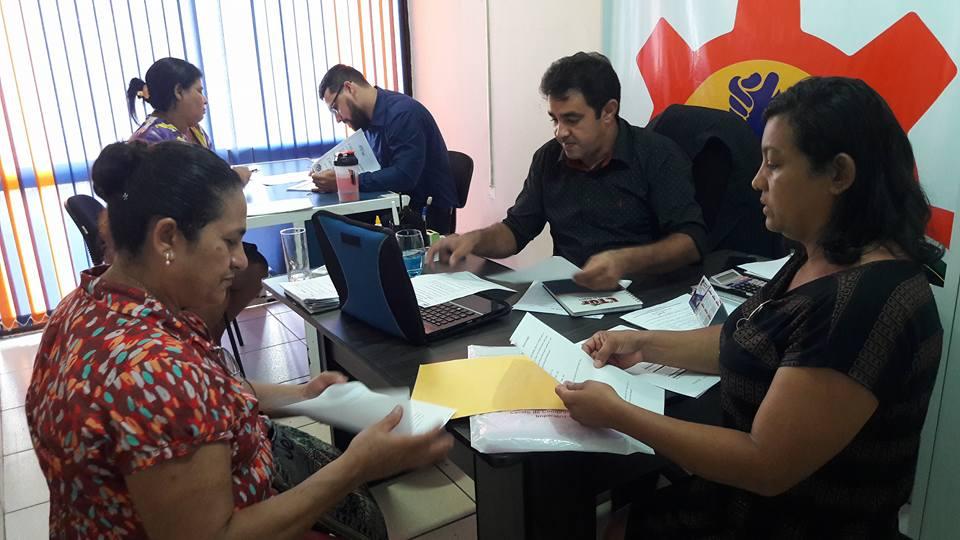 Teve início o recadastramento de servidores efetivos no município de Ribamar Fiquene