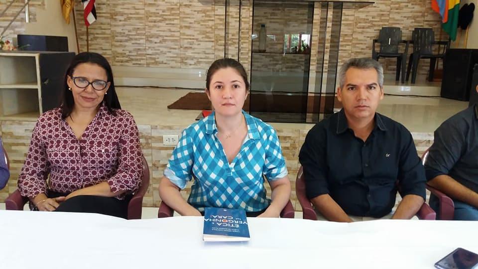 Lançado no município Projeto do Ministério Público que estimula jovens estudantes a combater a corrupção