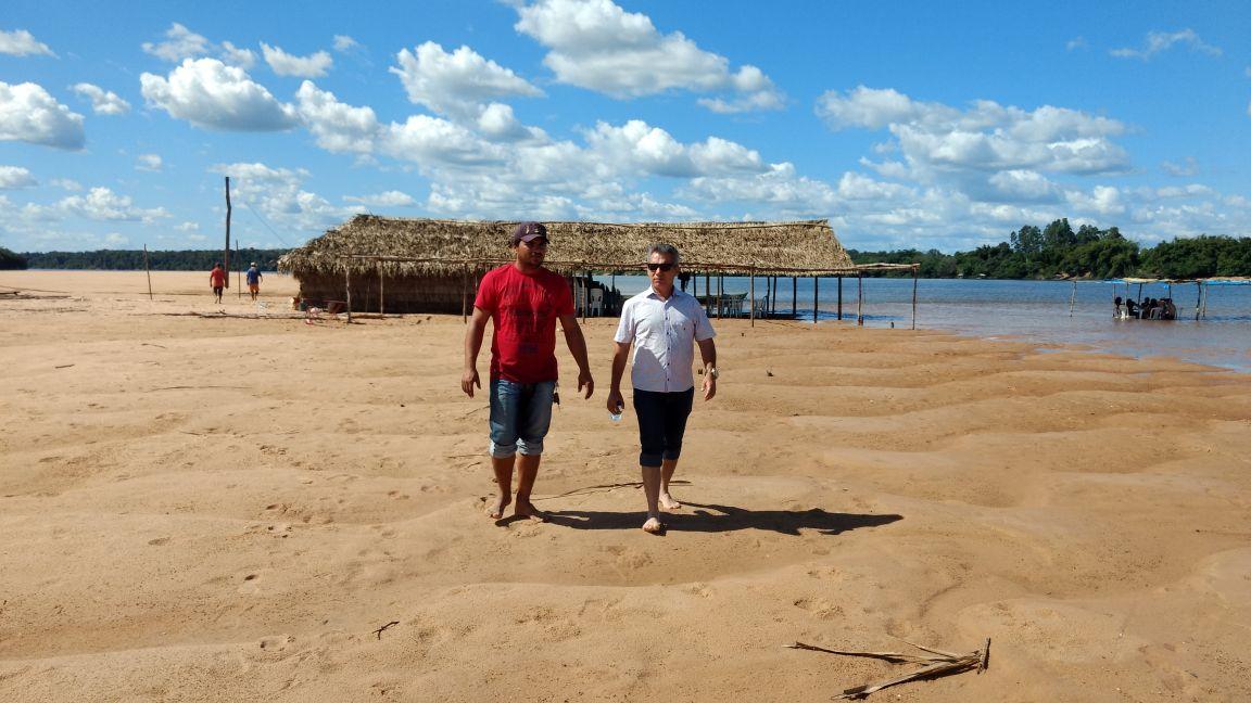 Veraneio na Praia de Sumaúma em Ribamar Fiquene será oficialmente aberto dia 9 de julho