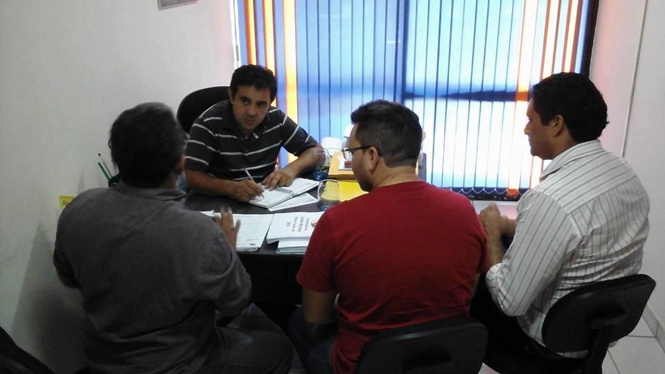 Reunião na Secretaria de Administração define estratégias de implementação da Lei de Acesso à Informação