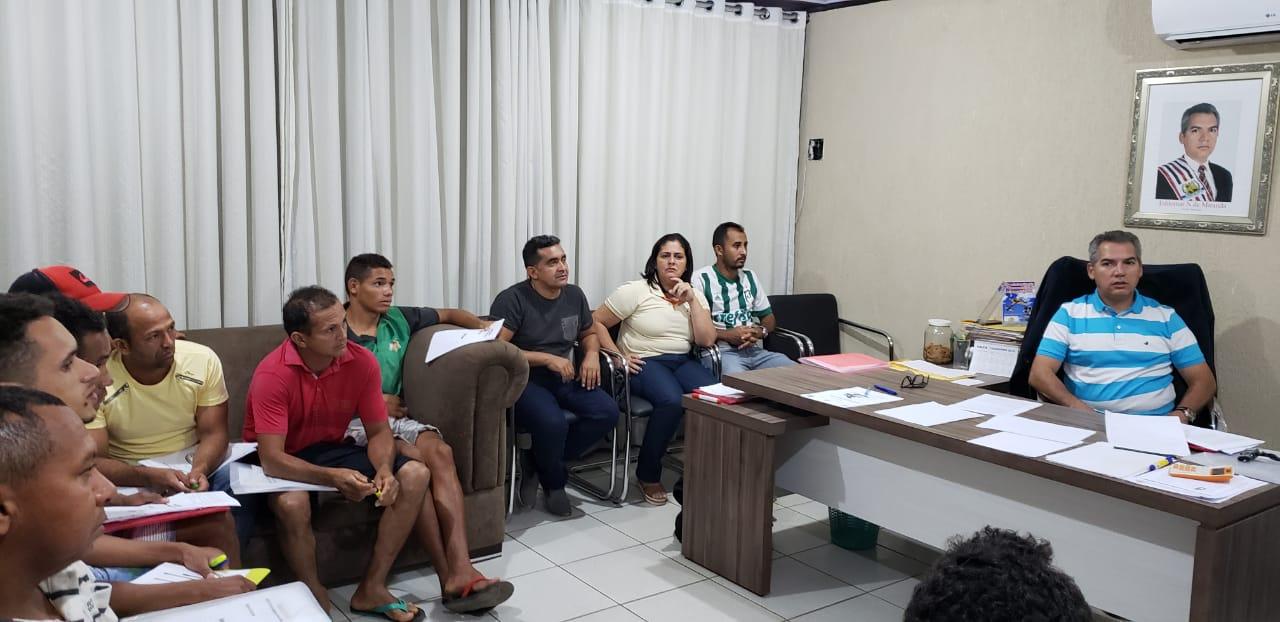 Campeonato Municipal de Futebol Amador em Ribamar Fiquene-MA começa no próximo dia 25