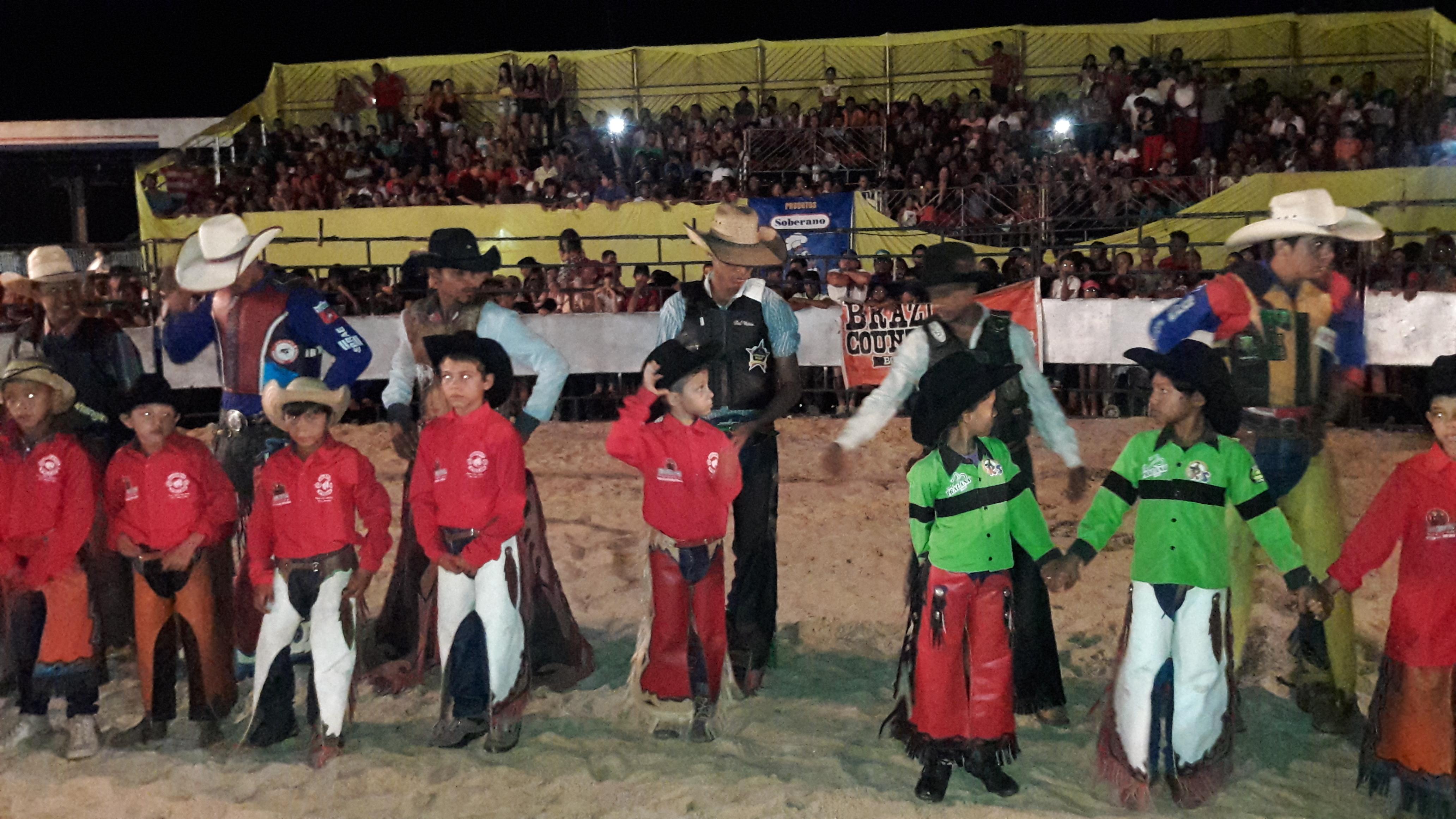 No dia das mãe Prefeitura de Ribamar Fiquene libera portaria de rodeio para público em geral