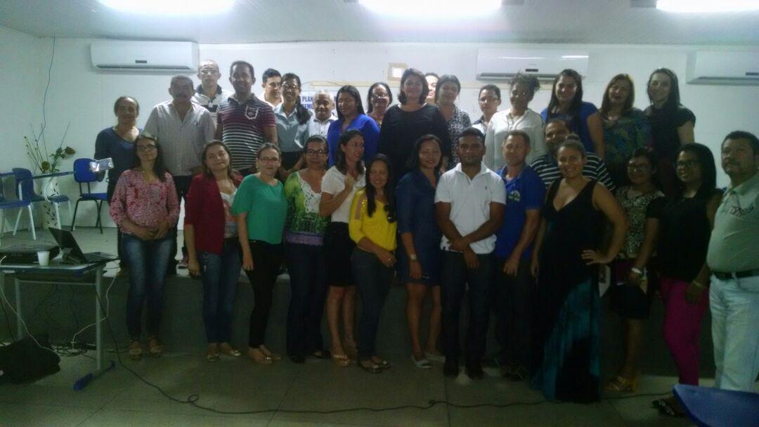 Equipe da Secretaria de Educação participa de vento do CONCED e UNDIME em Imperatriz
