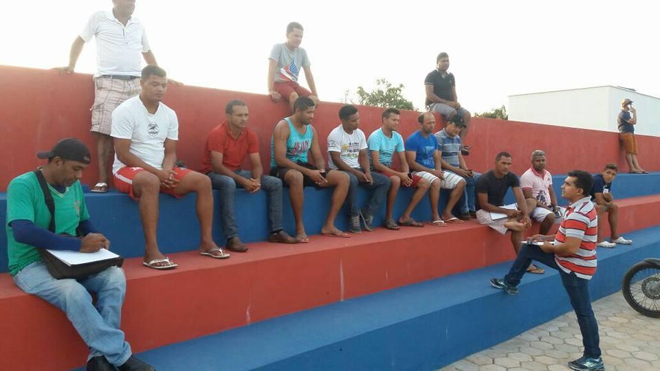 Abertura do Campeonato Amador do Município de Ribamar Fiquene está definido: será dia 12 de agosto